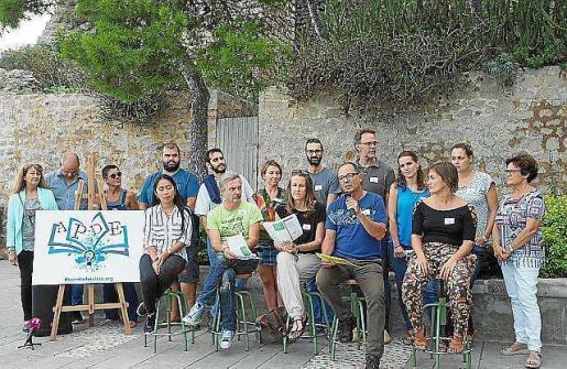 La asociación se presentó ayer en Vila.
