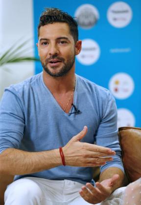 El cantante almeriense David Bisbal.