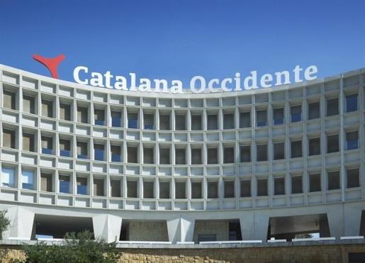 Sede de Catalana Occidente.