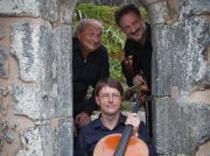 El pianista Alexander Malter, el violinista Christian Stadelmann y el violonchelista Dietmar Schwalke componen el Vincent Trio.