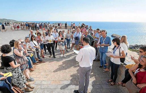 Imagen del 'workshop' celebrado esta última semana en Ibiza.