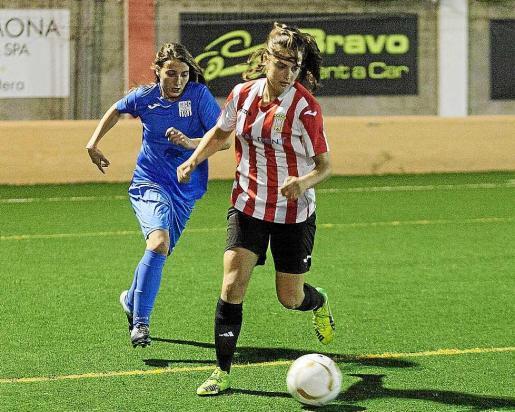 El Atlético Jesús sufre su primera derrota del curso.