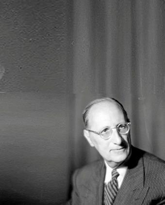 El poeta vallisoletano, Jorge Guillén Álvarez