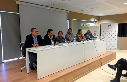 Intervención de los cinco municipios en el III Congreso de Viviendas Turísticas Vacacionales de Ibiza.