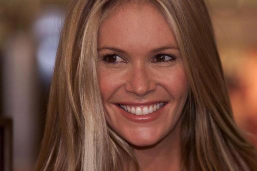 Elle Macpherson, modelo y, ahora, presentadora.