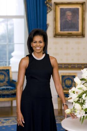 Michelle Obama, en una imagen de archivo.