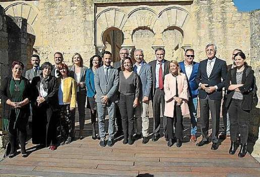 El Grupo de Ciudades Patrimonio de la Humanidad tendrá en 2018 un presupuesto de 990.000 euros.