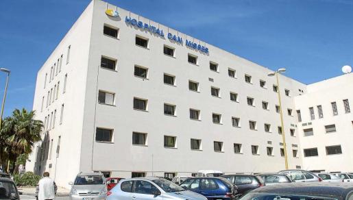 El antiguo hospital Can Misses, hoy edificio J, acogerá la Unidad de Convalecencia Polivalente.