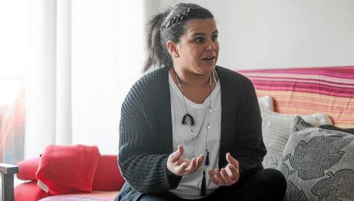 Vivian Alaniz, madre de Agustín, explica la situación que está viviendo su hijo al sufrir 'bullying'.