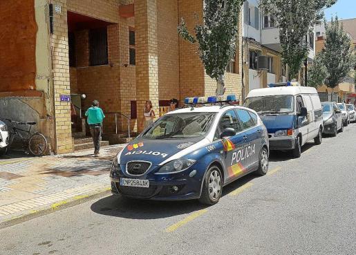 La vista oral se celebró ayer en el juzgado de lo Penal número 1 de Ibiza.