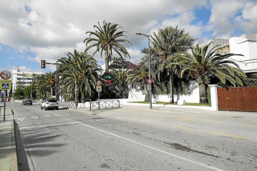 Imagen de la discoteca Pacha, que este invierno permanecerá cerrada por trabajos de mejora.