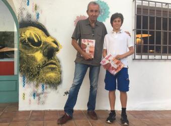 Convocada la segunda edición del premio internacional de cuento Las Dalias.