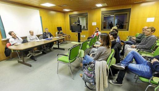 El Sindicato Médico celebró una reunión el lunes para abordar el tema del decreto.