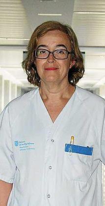 María José Garcés trabaja en Can Misses.
