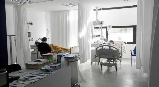 Foto de archivo del Hospital Can Misses.