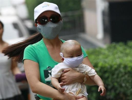 UNICEF alerta que 17 millones de bebés respiran un aire tóxico que puede afectar su desarrollo cerebral