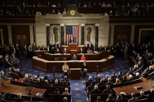 La Cámara de Representantes de EEUU da luz verde a la ley que permite desplazarse con armas entre diferentes estados.