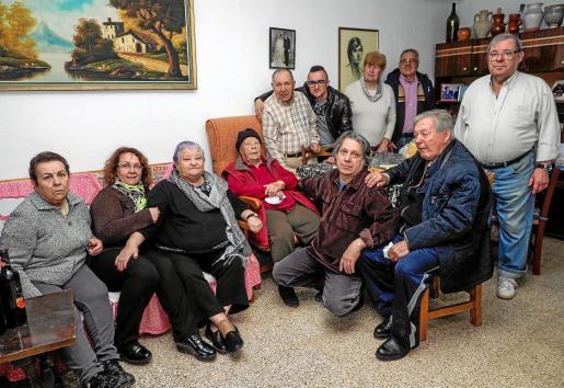 Catalina Cardona cumplió un año más de vida rodeada de su familia.