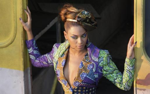 Beyonce ha grabado un video en Río.