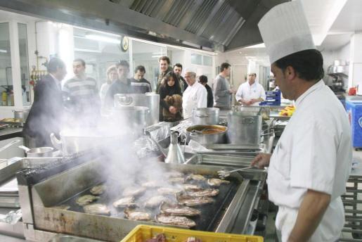 El Consell quiere impulsar a lo largo del año próximo la futura escuela de hostelería en Sa Coma.