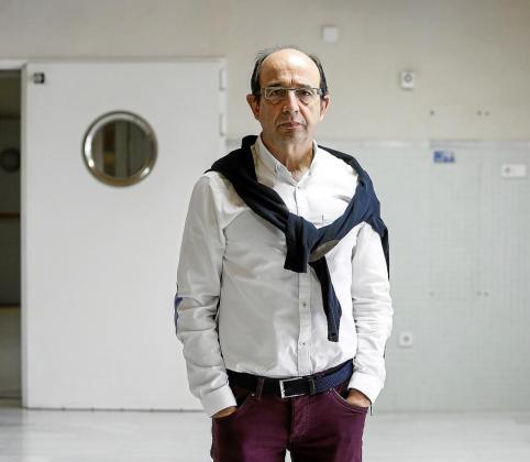 Carlos Rodríguez, portavoz del Sindicato Médico, en una imagen de archivo.