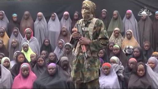 El Ejército de Nigeria rescata a una de las niñas de Chibok secuestradas por Boko Haram en 2014