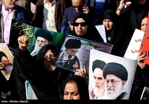 """El Ejército iraní, dispuesto a intervenir si es necesario aunque la """"sedición"""" ha terminado"""