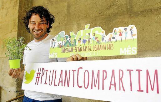 Jaume Garau es investigado por dos contratos.