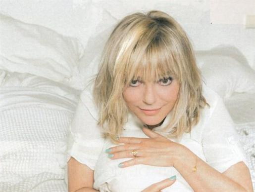 Imagen de archivo de la cantante France Gall.