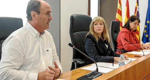 Fotografía de archivo del equipo de gobierno municipal presidido por Marienna Sánchez-Jáuregui.