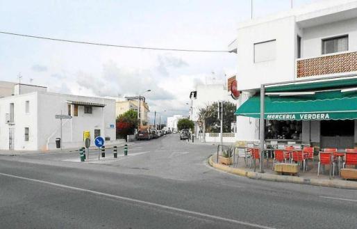 Mañana se cerrará al tráfico la calle Guillem de Montgrí de Sant Ferran.
