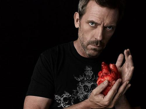 Hugh Laurie, protagonista de la serie 'House'.