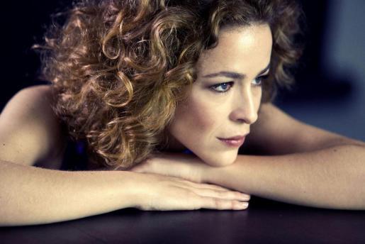 La actriz madrileña Silvia Abascal.