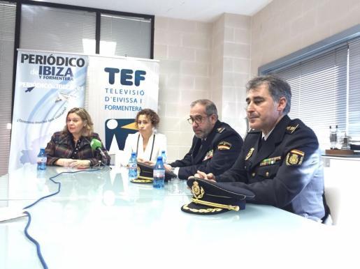 Neus Mateu, nueva directora insular del Estado en las Pitiusas