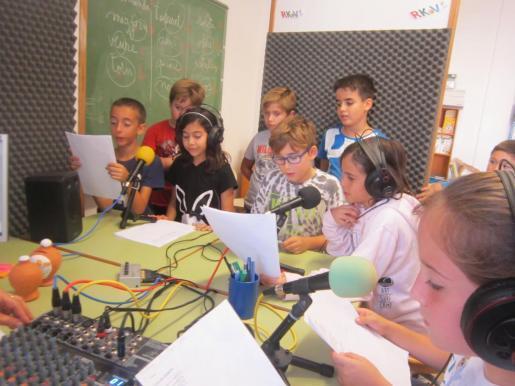 'La radio a l'escola', una ventana hacia un mundo inclusivo