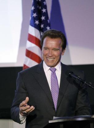 El ex governador de California, Arnold Schwarzenegger.