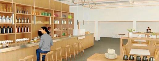 Las instalaciones tendrán en total 4.500 metros cuadrados y contarán con diferentes salas, como el aula-bar, un taller bar o un taller restaurante.
