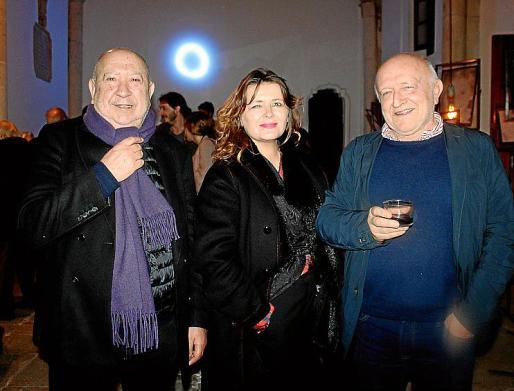 Christian Boldanski, Angelika Markul y Bertrand Lavier.