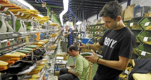 Las instalaciones de la fábrica Hommers en Menorca se utilizan para la formación dual.