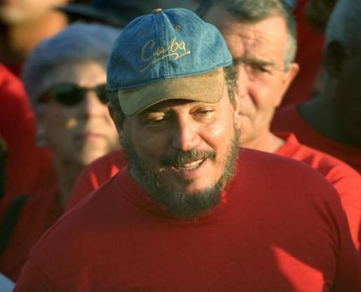 Fidel Castro Díaz-Balart, en una imagen de archivo.