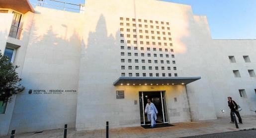Imagen de archivo del hospital residencia Cas Serres.