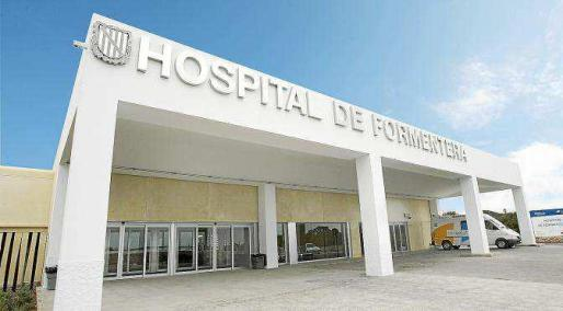 Imagen de archivo del Hospital de Formentera.