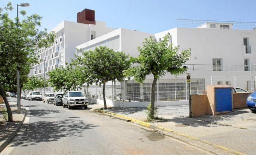 Imagen de archivo del hospital residencia asistida ubicado en el barrio de Cas Serres de Vila.