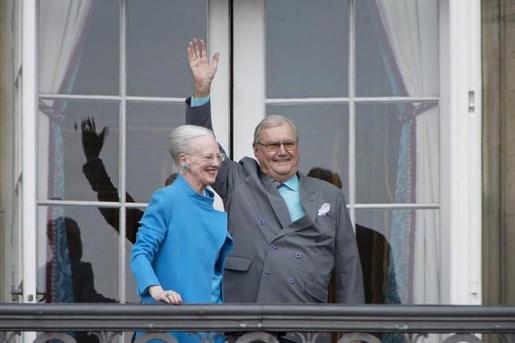 Muere a los 83 años el príncipe Enrique de Dinamarca, esposo de la Reina Margarita