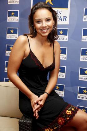 La cantante mallorquina ha querido mandar un mensaje de apoyo a su ex, David Bisbal.