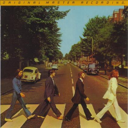 Los Beatles hicieron inmortal el estudio Abbey Road con esta portada.