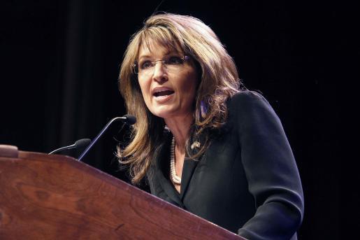 Sarah Palin ha mostrado su disgusto por una broma sobre su hijo, que padece síndrome de Down.