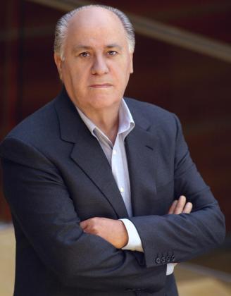 Amancio Ortega es el décimo hombre más rico del mundo.