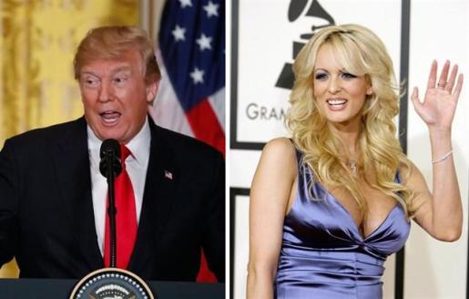 El abogado de Trump admite que pagó a la actriz porno a la que se relaciona con el presidente