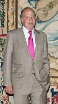 Imagen de archivo de Su Majestad el rey Don Juan Carlos.